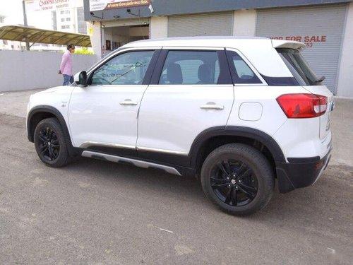 Used Maruti Suzuki Vitara Brezza ZDi 2018 MT in Nashik