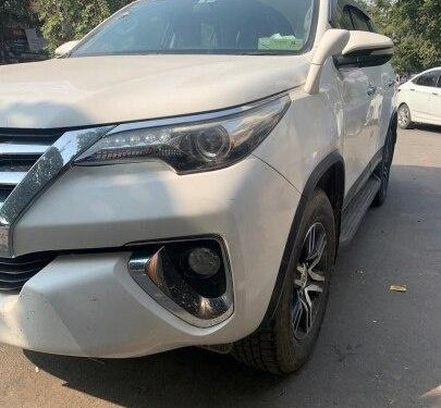 2017 Toyota Fortuner 4x2 TRD Sportivo MT in New Delhi