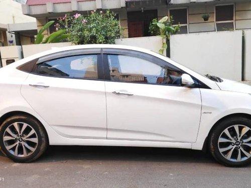 2016 Hyundai Verna 1.6 CRDI AT SX Option in Bangalore