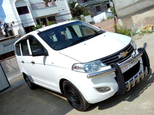 Used 2014 Chevrolet Enjoy TCDi LS 8 Seater MT in Coimbatore
