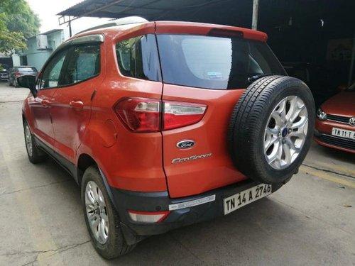 2014 Ford Ecosport 1.5 DV5 MT Titanium Optional in Chennai