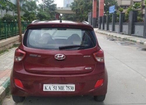 2013 Hyundai Grand i10 1.2 CRDi Asta MT in Bangalore