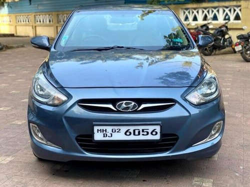 Hyundai Verna 1.6 SX VTVT 2014 MT for sale in Mumbai-4