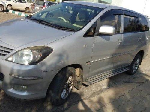 2010 Toyota Innova 2.5 GX 7 STR BSIV MT in Bangalore
