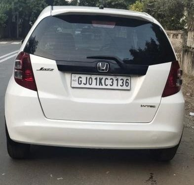 Used Honda Jazz V 2009 MT for sale in Ahmedabad-7