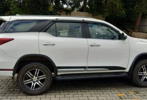 2018 Toyota Fortuner 2.8 2WD AT in Bangalore