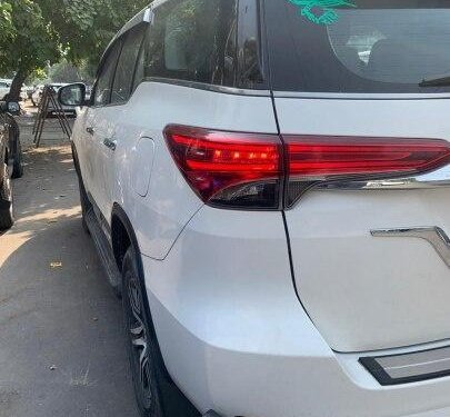 2017 Toyota Fortuner 4x2 TRD Sportivo MT in New Delhi-1