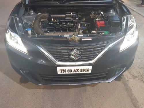 2017 Maruti Baleno Alpha MT for sale in Chennai