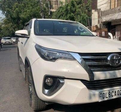 2017 Toyota Fortuner 4x2 TRD Sportivo MT in New Delhi-5
