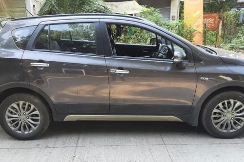 Used 2017 Maruti Suzuki S Cross MT for sale in Pune