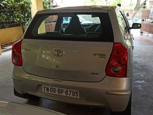 Toyota Etios Liva GD 2012 MT for sale in Chennai
