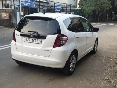 Used Honda Jazz V 2009 MT for sale in Ahmedabad