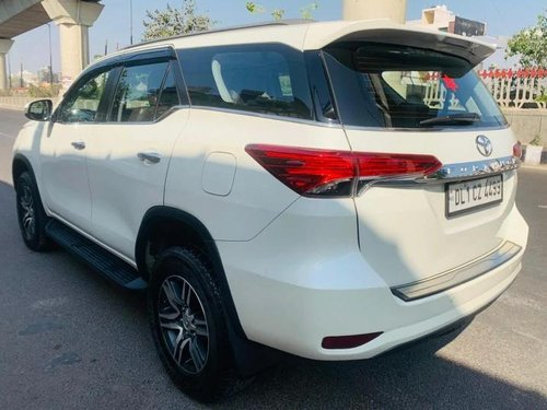2018 Toyota Fortuner 2.8 4WD AT in New Delhi