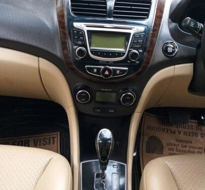 Used Hyundai Verna 2013 AT for sale in Mumbai-1