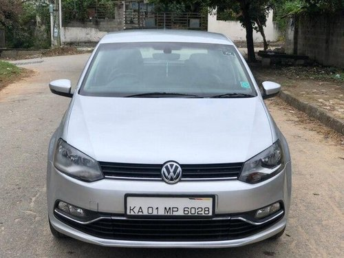 2017 Volkswagen Polo Petrol Highline 1.2L MT for sale in Bangalore
