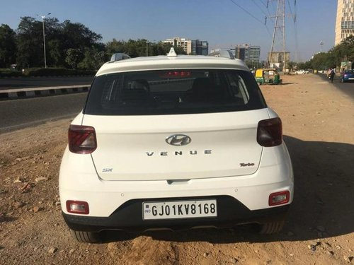 Hyundai Venue SX Plus 2019 AT for sale in Ahmedabad