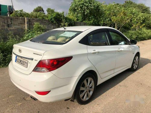 Used 2012 Hyundai Verna MT for sale in Nagar