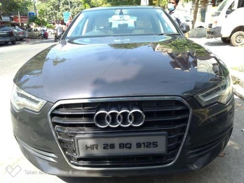 2013 Audi A6 2011-2015 AT for sale in New Delhi
