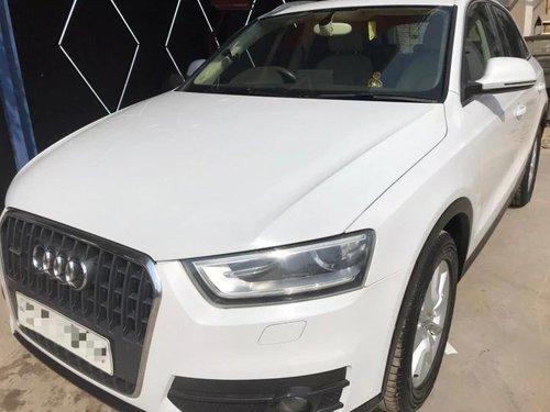 2013 Audi Q3 2012-2015 AT in New Delhi