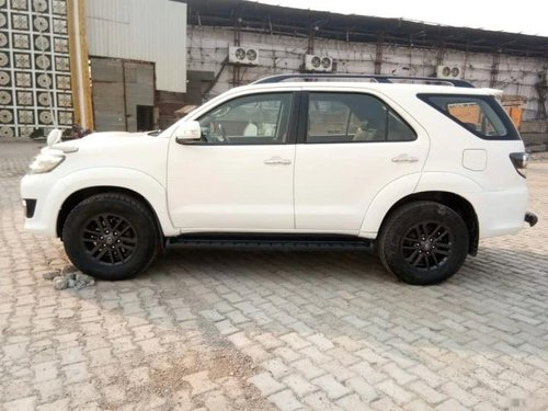 2016 Toyota Fortuner 2.8 4WD MT in New Delhi