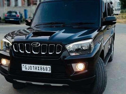Used Mahindra Scorpio 2018 MT for sale in Ahmedabad