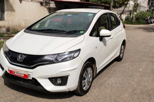 2017 Honda Jazz 1.2 SV i VTEC MT in Bangalore
