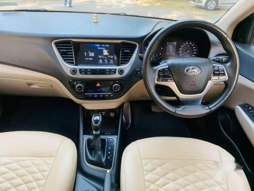 Used Hyundai Verna 2019 AT for sale in Ahmedabad