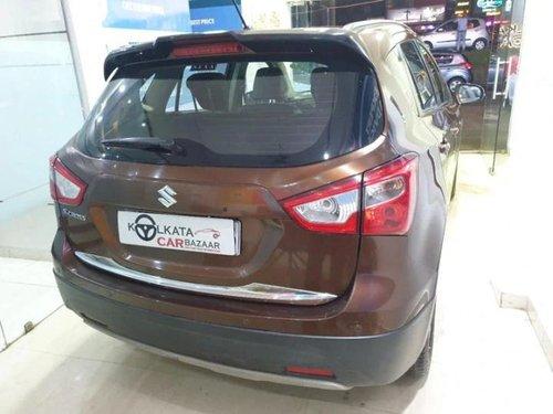 Maruti Suzuki S Cross 2016 MT for sale in Kolkata