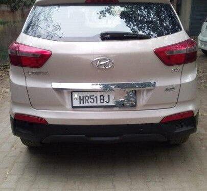 Used 2016 Hyundai Creta AT for sale in Faridabad