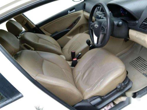 Used Hyundai Verna 1.6 CRDi SX 2015 MT in Hyderabad