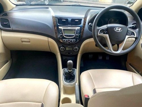 Hyundai Verna 1.6 SX VTVT 2014 MT for sale in Mumbai-2