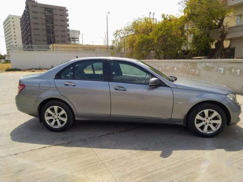Used 2011 Mercedes Benz C-Class AT for sale in Ahmedabad