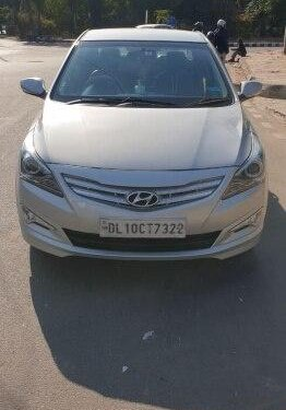 2016 Hyundai Verna 1.6 SX VTVT MT in New Delhi