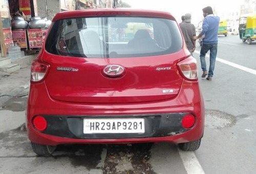Used 2017 Hyundai Grand i10 1.2 Kappa Sportz MT in New Delhi