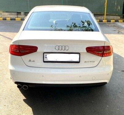2013 Audi A4 35 TDI Premium Plus AT in New Delhi