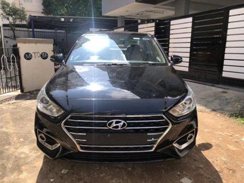 2019 Hyundai Verna 1.6 VTVT SX Option MT in Chennai