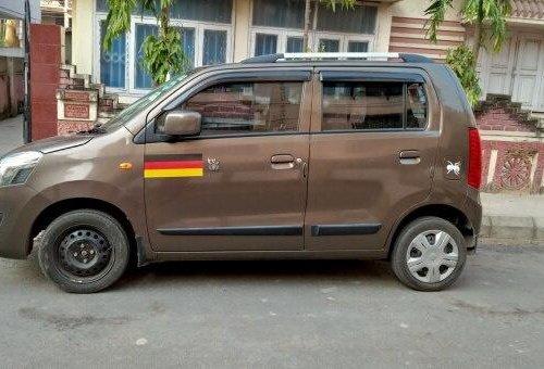 2018 Maruti Suzuki Wagon R AMT VXI Option AT in Kolkata