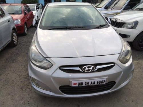 Used Hyundai Verna SX 2012 MT for sale in Nagpur