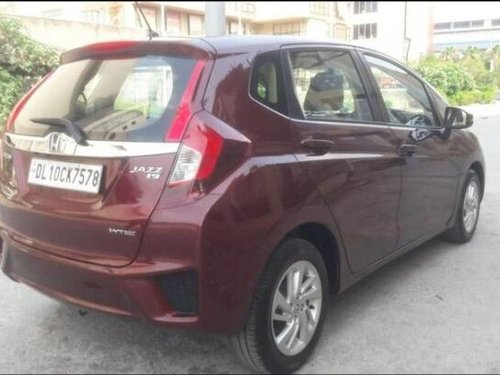 2018 Honda Jazz V CVT AT in New Delhi