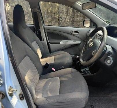 Used Toyota Etios 2011 MT for sale in Mumbai