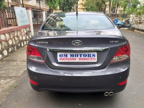 Used Hyundai Verna 2013 AT for sale in Mumbai-9
