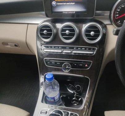 2017 Mercedes Benz C-Class C 220d Avantgarde AT in Bangalore