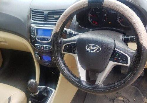 2014 Hyundai Verna 1.6 SX MT in Bangalore