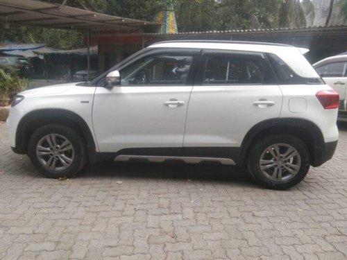Maruti Suzuki Vitara Brezza 2017 MT for sale in Mumbai