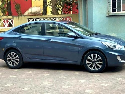 Hyundai Verna 1.6 SX VTVT 2014 MT for sale in Mumbai