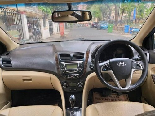 Used Hyundai Verna 2013 AT for sale in Mumbai-5