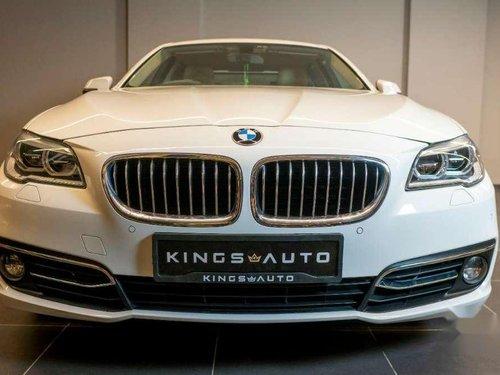 2017 BMW 5 Series 520d Luxury Line AT in Chandigarh