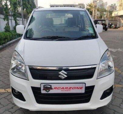 Maruti Suzuki Wagon R VXI 2015 MT for sale in Mumbai