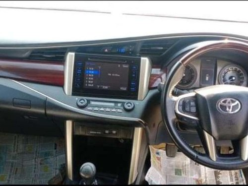 2016 Toyota Innova Crysta MT for sale in Pune