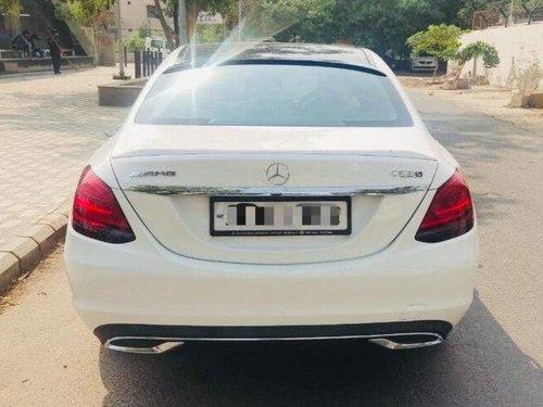 2020 Mercedes Benz C-Class Progressive C 220d AT in New Delhi